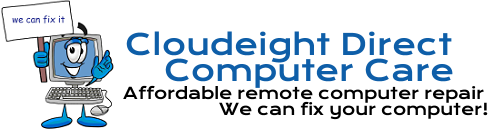 Cloudeight Direct Remote Computer Repair