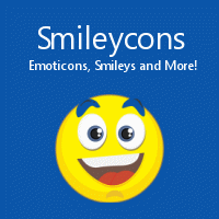 Smileycons - Add smileys and emoticons to your emails and more!icks newsletter